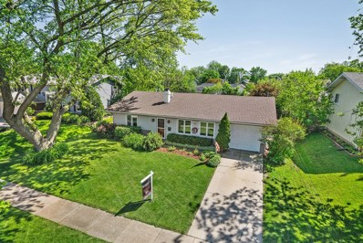 1065 Hillcrest Boulevard, Hoffman Estates, IL 60169 - #: 10394811