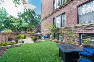 1532 W Cornelia Avenue UNIT G, Chicago, IL 60657 - #: 10394870