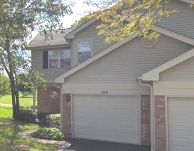 155 Golfview Drive, Glendale Heights, IL 60139 - #: 10395217