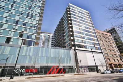 1345 S Wabash Avenue UNIT 1507, Chicago, IL 60605 - #: 10395252