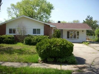 605 Lafayette Lane, Hoffman Estates, IL 60169 - #: 10395314