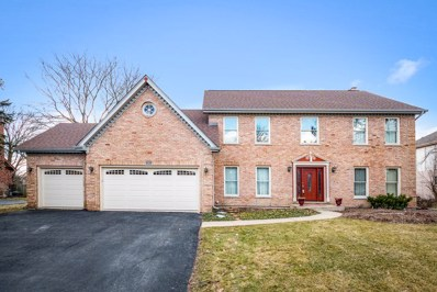 809 Steeplechase Road, St. Charles, IL 60174 - #: 10395353