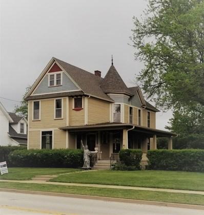 358 W Lincoln Avenue, Hinckley, IL 60520 - #: 10395456