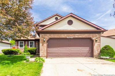 4741 Sunflower Lane, Hoffman Estates, IL 60192 - #: 10395490