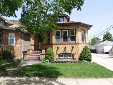 5217 N Lockwood Avenue, Chicago, IL 60630 - #: 10395566