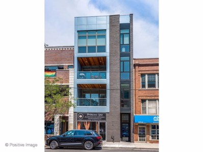 1338 W Belmont Avenue UNIT 3, Chicago, IL 60657 - #: 10395764