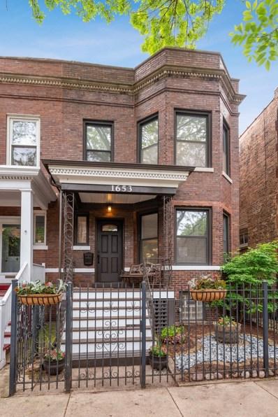 1653 W Byron Street, Chicago, IL 60613 - #: 10395927
