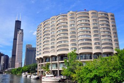 800 S Wells Street UNIT M16, Chicago, IL 60607 - #: 10396001