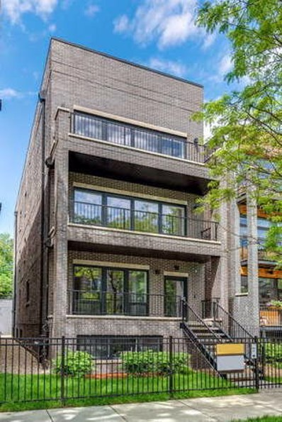 1415 N Rockwell Street UNIT 1, Chicago, IL 60622 - #: 10396051