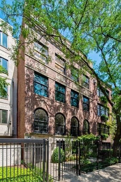 24 E Scott Street UNIT 1, Chicago, IL 60610 - #: 10396114