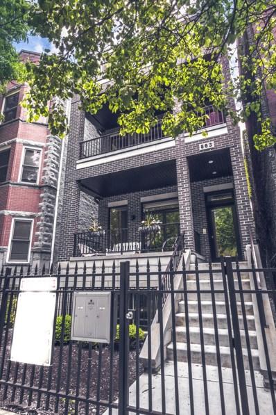 863 W Wrightwood Avenue UNIT 3, Chicago, IL 60614 - #: 10396130