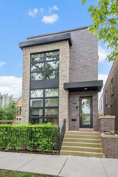 1943 W Cortland Street, Chicago, IL 60622 - #: 10396309