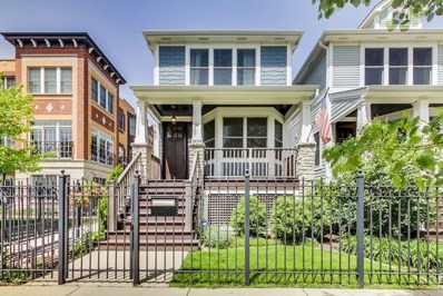 2434 W Fletcher Street, Chicago, IL 60618 - MLS#: 10396346