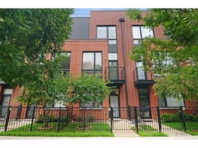 2338 W Wolfram Street, Chicago, IL 60618 - MLS#: 10396401