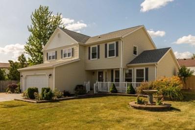 1100 John Drive, Hoffman Estates, IL 60169 - #: 10396542