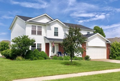 2005 Brook Stone Drive, Bourbonnais, IL 60914 - MLS#: 10396885