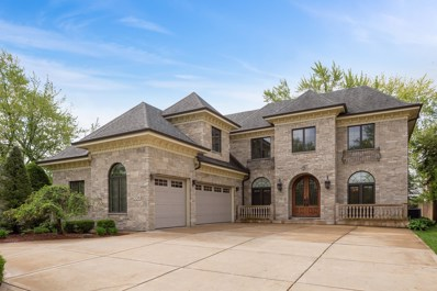 536 W 58TH Street, Hinsdale, IL 60521 - #: 10397035