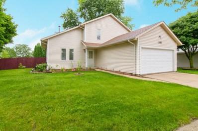 1082 Cathy Drive, Joliet, IL 60431 - #: 10397169