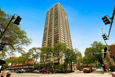 70 W Burton Place UNIT 2608F, Chicago, IL 60610 - #: 10398067