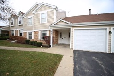 602 Eastview Court UNIT V1, Schaumburg, IL 60194 - #: 10398071
