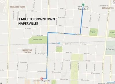 820 N Loomis Street, Naperville, IL 60563 - #: 10398495