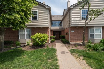 100 White Oak Court UNIT 10, Schaumburg, IL 60195 - #: 10398964