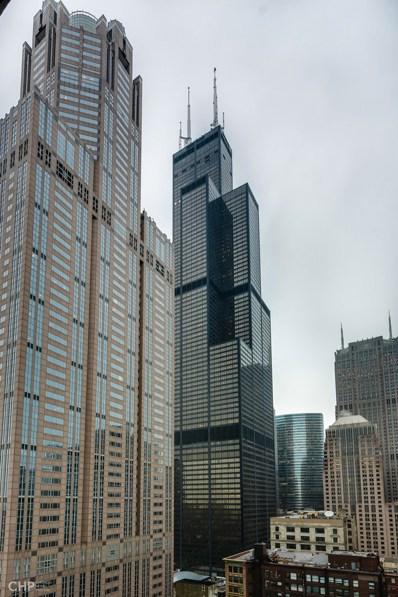 235 W Van Buren Street UNIT 2522, Chicago, IL 60607 - #: 10399091