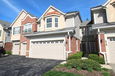 468 Pine Lake Circle, Vernon Hills, IL 60061 - #: 10399548