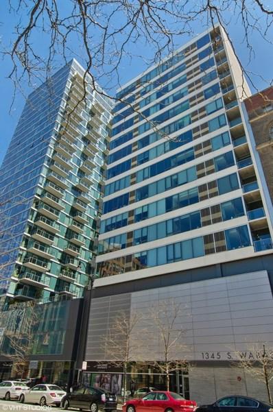 1345 S Wabash Avenue UNIT 1509, Chicago, IL 60605 - #: 10399554