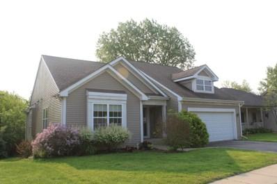871 Prairie Ridge Drive, Woodstock, IL 60098 - #: 10399569