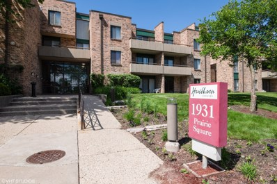 1931 Prairie Square UNIT 331, Schaumburg, IL 60137 - #: 10399927
