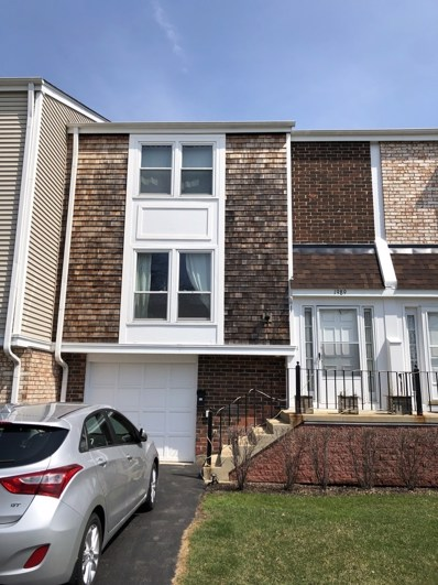 1989 Oxford Lane, Hoffman Estates, IL 60169 - #: 10399933