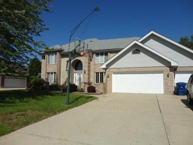 16939 Meadowcrest Drive, Homer Glen, IL 60491 - #: 10399950