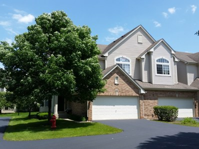 6088 Halloran Lane UNIT 38-1, Hoffman Estates, IL 60192 - #: 10399976