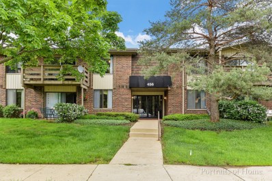 456 Raintree Court UNIT 2A, Glen Ellyn, IL 60137 - #: 10400051