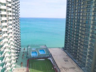 6030 N Sheridan Road UNIT 1810, Chicago, IL 60660 - #: 10400143
