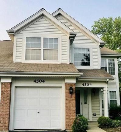 4504 Concord Lane UNIT -, Northbrook, IL 60062 - #: 10400231
