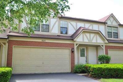 4587 Olmstead Drive, Hoffman Estates, IL 60192 - #: 10400232