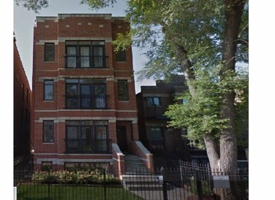2417 W Fillmore Street UNIT 1, Chicago, IL 60612 - MLS#: 10400239
