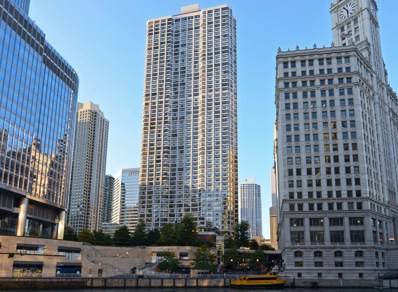 405 N Wabash Avenue UNIT 2803, Chicago, IL 60611 - #: 10401034