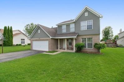 636 Salem Circle, Oswego, IL 60543 - #: 10401191