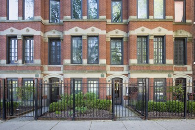 319 W Webster Avenue UNIT 1, Chicago, IL 60614 - #: 10401459