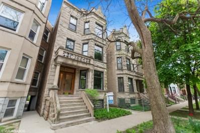 1537 N Claremont Avenue UNIT 1, Chicago, IL 60622 - #: 10401499