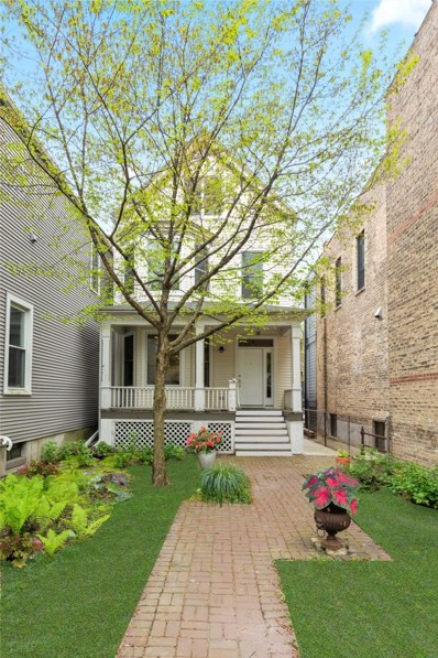 3828 N Marshfield Avenue, Chicago, IL 60613 - MLS#: 10401560