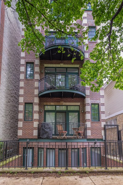 1522 N Cleveland Avenue UNIT 3, Chicago, IL 60610 - #: 10401601