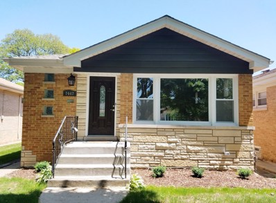 7447 N Osceola Avenue, Chicago, IL 60631 - #: 10401630