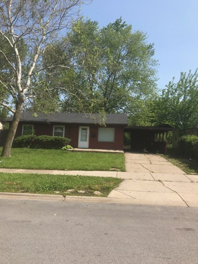 607 ANDOVER Street, Chicago Heights, IL 60411 - #: 10401637