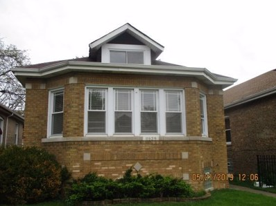 8929 S Bishop Street, Chicago, IL 60620 - MLS#: 10401654