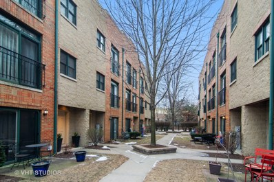 2770 N Wolcott Avenue UNIT H, Chicago, IL 60614 - #: 10401856