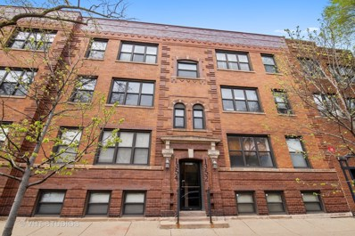 1352 W Bryn Mawr Avenue UNIT 3, Chicago, IL 60660 - #: 10402888